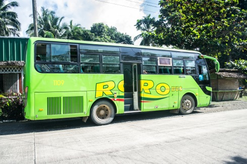 RoRo Bus